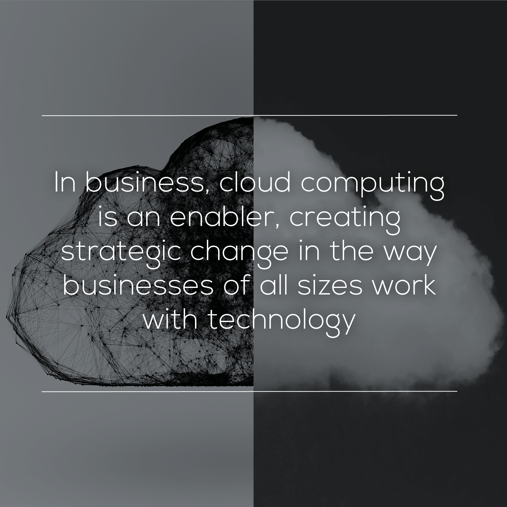 cloud wrapped vs cloud native quote